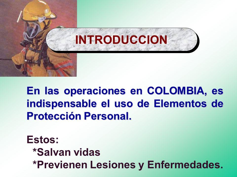 MODULO ELEMENTOS DE PROTECCION PERSONAL