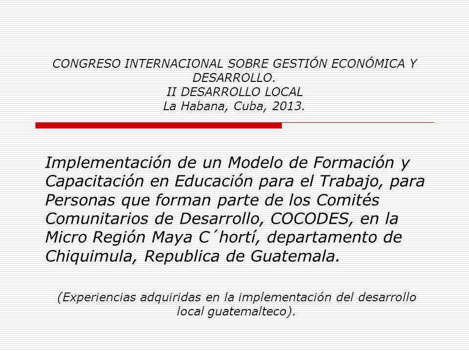 Algunas Cifras de la Crisis Estructural y Coyuntural del Estado Guatemalteco: 1.