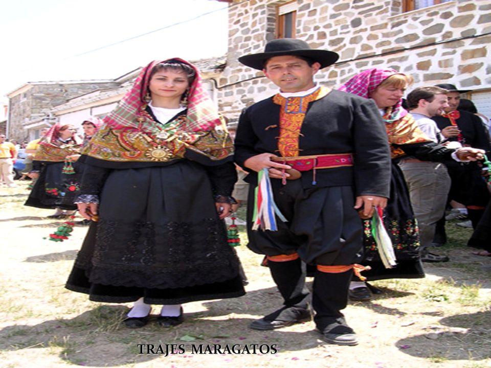 Castrillo de los Polvazares Desde 1980 está declarado como Conjunto Histórico-Artístico de alto valor monumental. Este pequeño pueblo es la primera pa