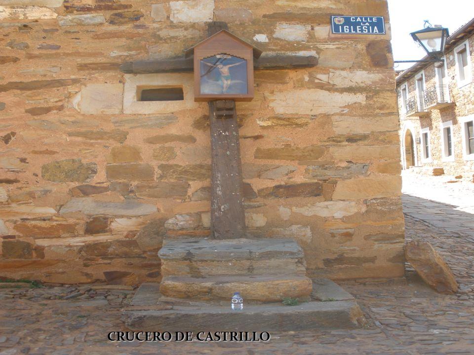 CRUCERO DE CASTRILLO
