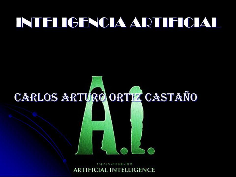 INTELIGENCIA ARTIFICIAL CARLOS ARTURO ORTIZ CASTAÑO