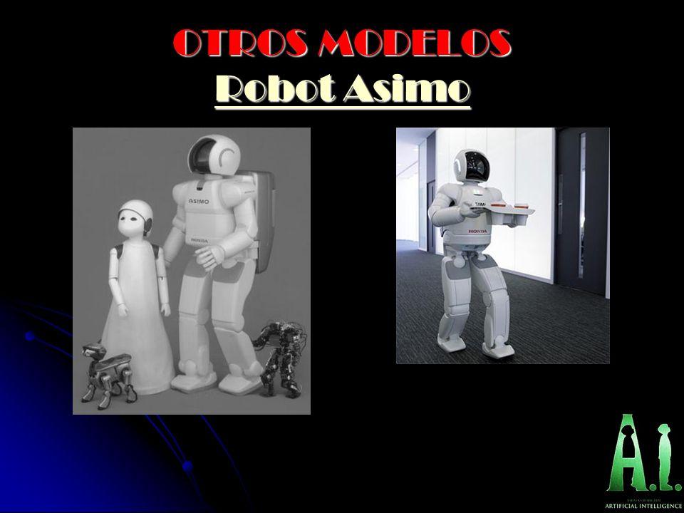 OTROS MODELOS Robot Asimo Robot Asimo Robot Asimo