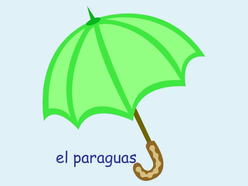 el paraguas