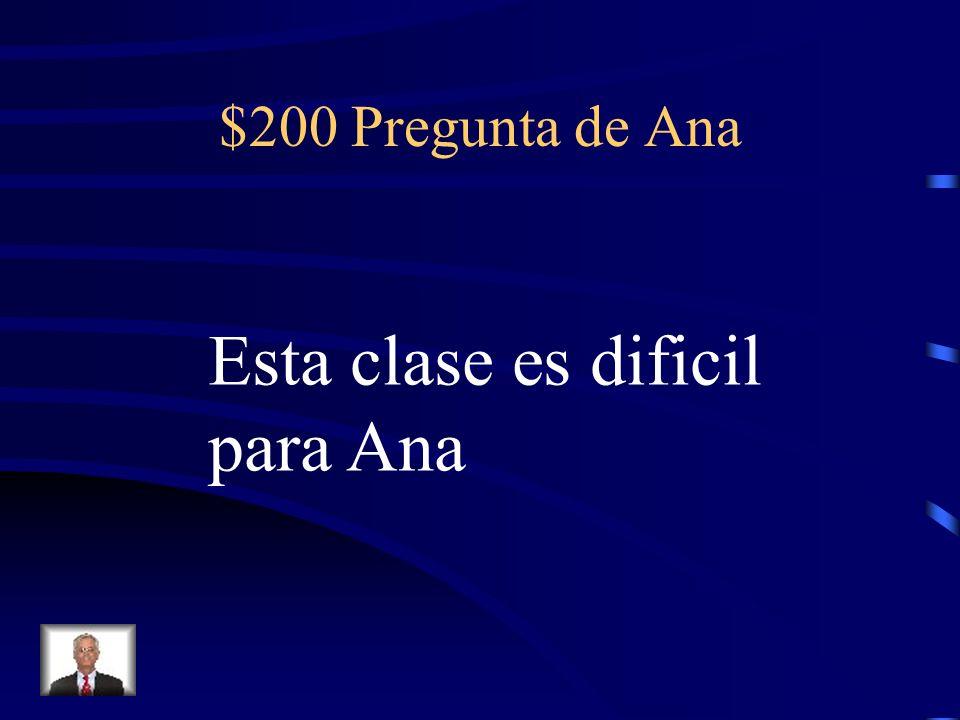 $100 Respuesta de Año Pasado Sevilla