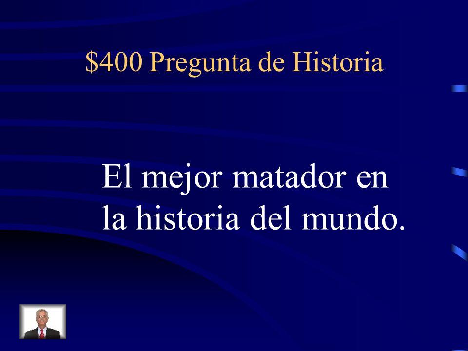 $300 Respuesta de Historia Un dictador de España 1939-1975
