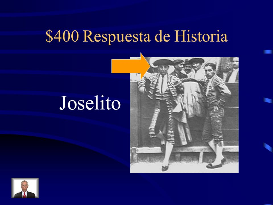 $400 Pregunta de Historia El mejor matador en la historia del mundo.