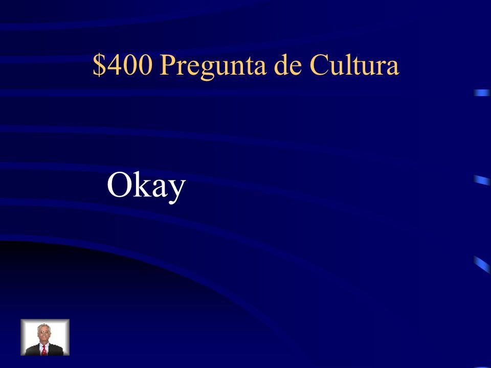 $300 Respuesta de Cultura Católica