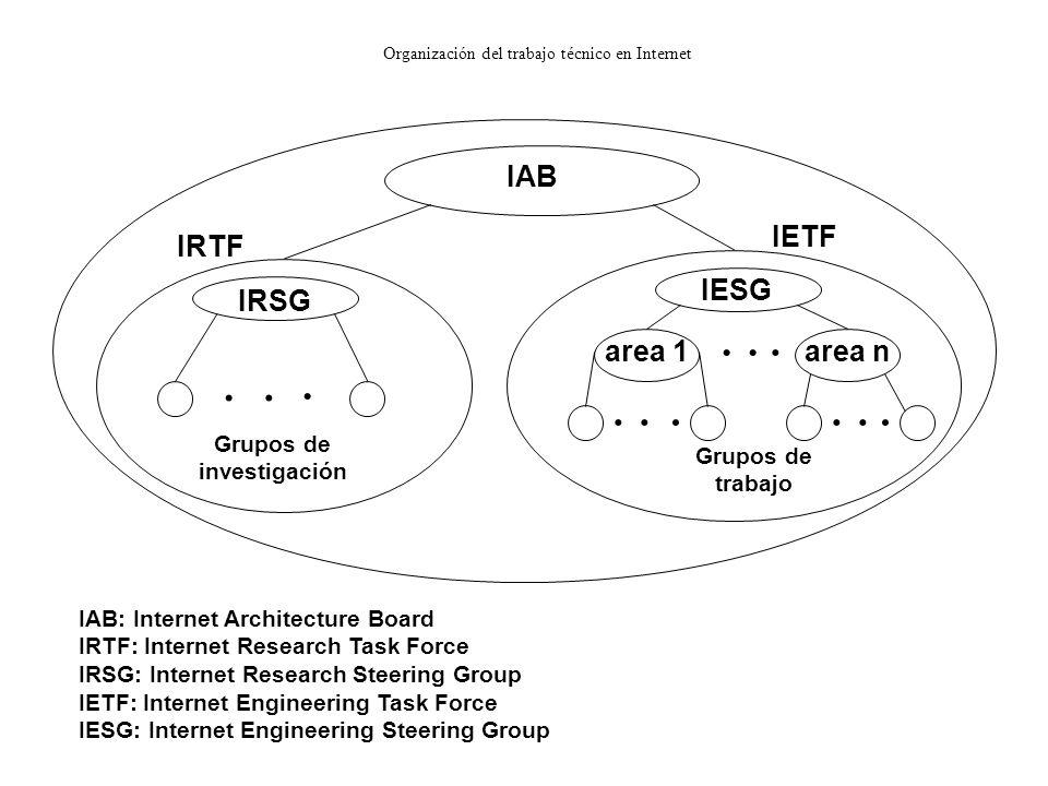 La ISOC (Internet Society) En 1991 se creó la ISOC, asociación internacional para la promoción de la tecnología y servicios Internet. Cualquier person