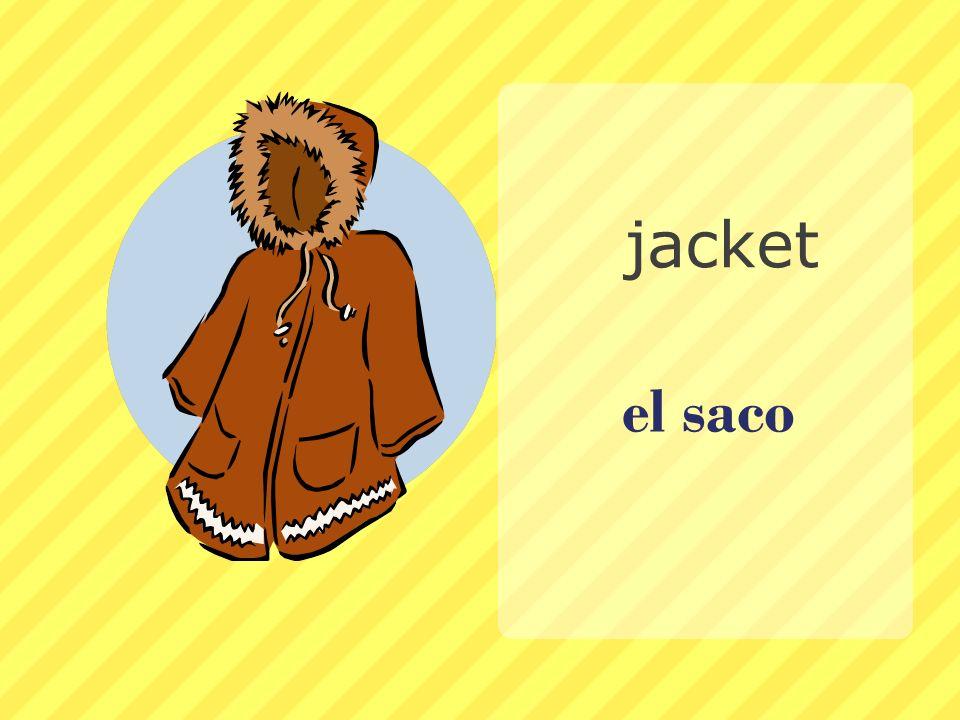 el saco jacket