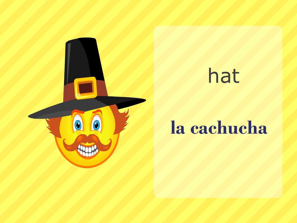 la cachucha hat