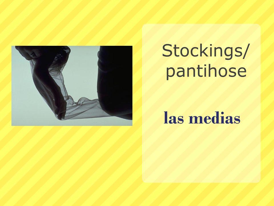 las medias Stockings/ pantihose