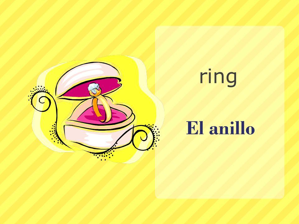 El anillo ring