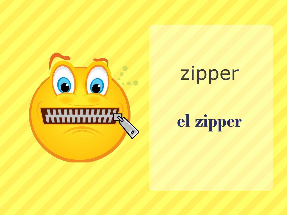 el zipper zipper