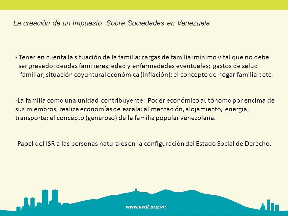 www.avdt.org.ve CONCLUSIONES.