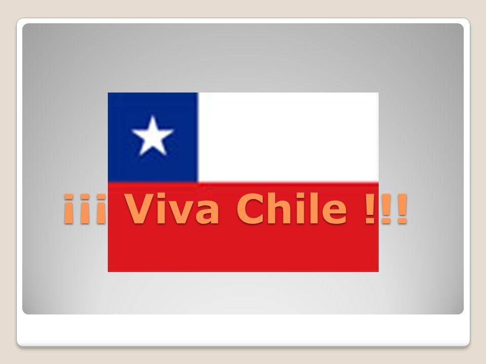 ¡¡¡ Viva Chile !!!