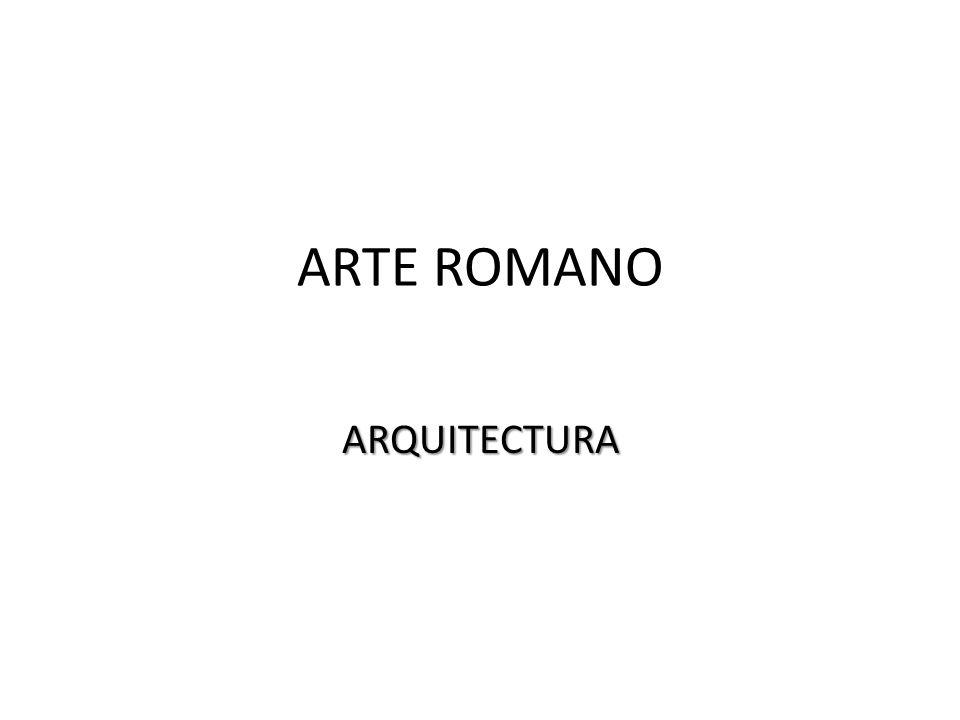 Principales diferencias entre la Arquitectura Romana y la Griega La romana es una arquitectura más ornamentada.