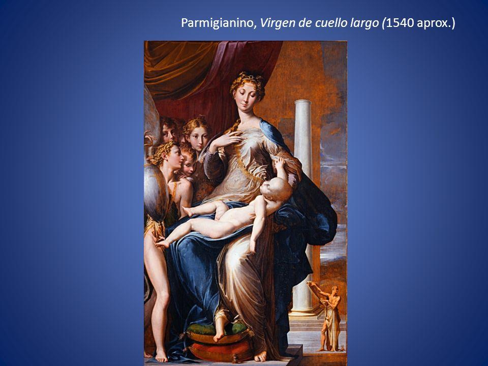 Parmigianino, Virgen de cuello largo (1540 aprox.)