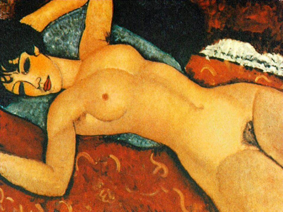 Retrato de Jeanne Hébuterne.Retrato de Beatrice Hastings.