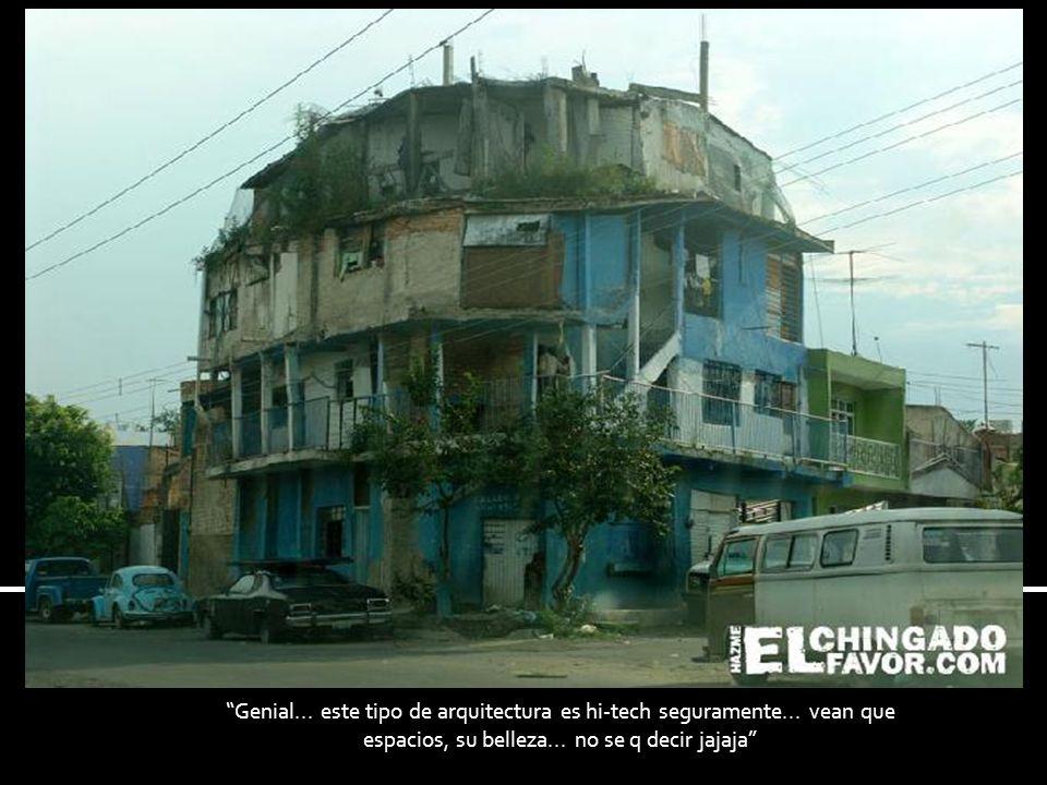 Genial... este tipo de arquitectura es hi-tech seguramente... vean que espacios, su belleza... no se q decir jajaja