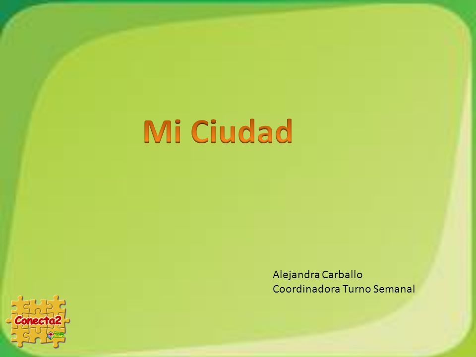 Alejandra Carballo Coordinadora Turno Semanal