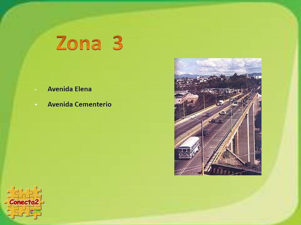 Terminal Avenida del Ferrocarril Cámara de la Industria INGUAT Coliseo Deportivo