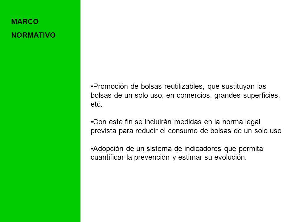 Además el Plan de Residuos Urbanos y No Peligrosos de la Región de Murcia aprobado por Decreto nº 48/2003 de 23 de mayo, en el artículo 14 establece como medidas aplicables a la reducción de residuos, la realización de campañas de concienciación que impulsen a la reducción, prevención y separación de residuos en los domicilios particulares, y la elaboración y difusión de buenas prácticas domésticas en el marco del consumo sostenible.