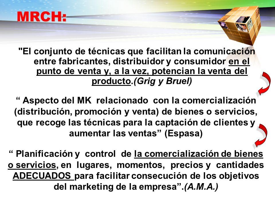 MRCH: