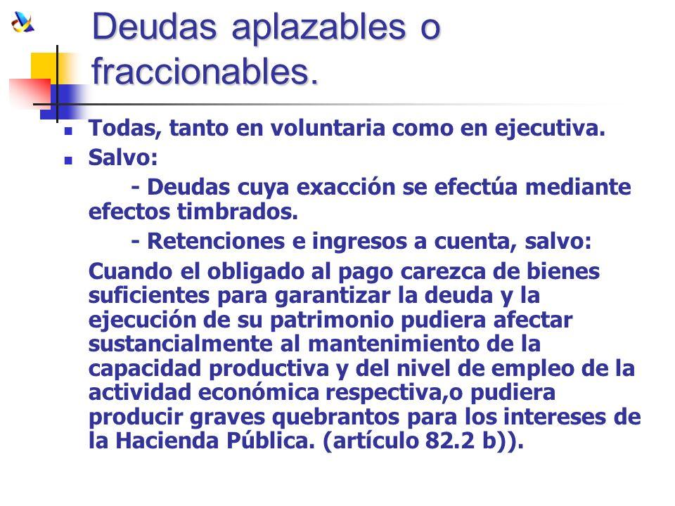Adopción de medidas cautelares 1.En sustitución de las garantías A solicitud contribuyente.
