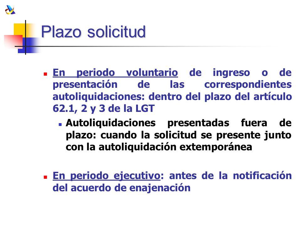 Concesión(I) Plazo: 6 meses hasta notificación.Motivada (R95).