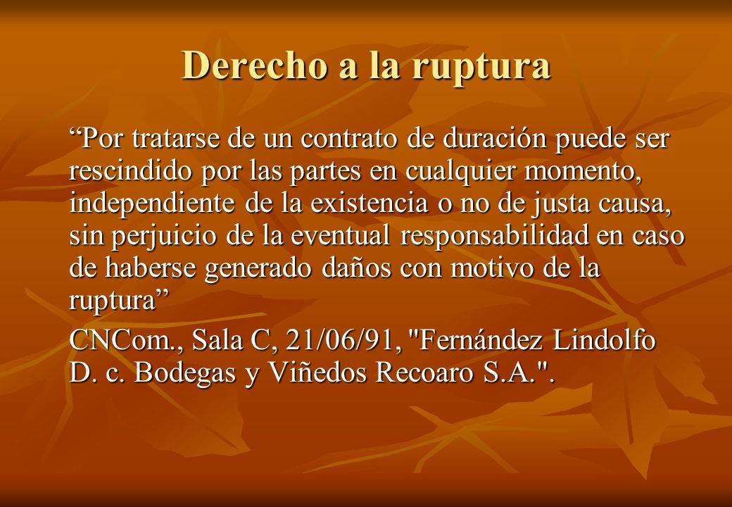 Plazos – Sala C (cont.) Trans-Irala Internacional SA c/ Molinos Río de La Plata SA s/Ordinario.