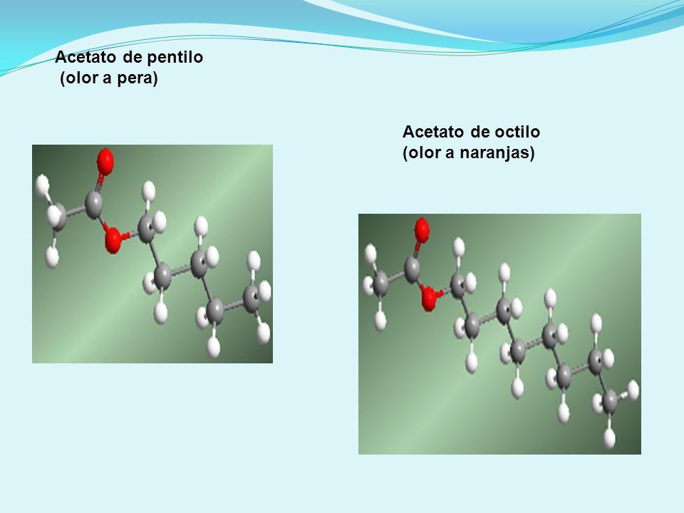 Nomenclatura de ésteres ¿Cómo se nombran los ésteres.