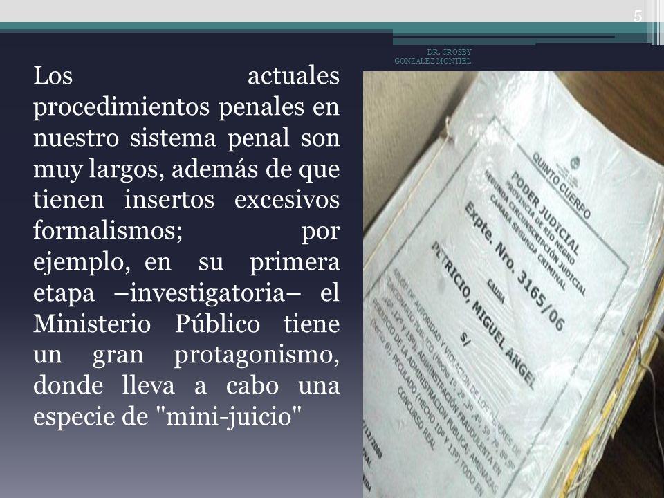 Esta congestión judicial que no es exclusiva de nuestro Estado, si de todo los poderes judiciales locales de República, incluso lo fue de los país que ya adoptaron este sistema, tales como Costa Rica y Chile.