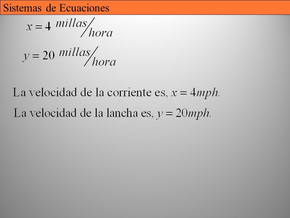 35 Sistemas de Ecuaciones