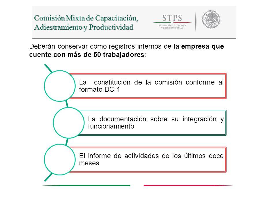 26 Se modifica el nombre a Listas de Constancias de Competencias o de Habilidades Laborales 153-V 2º.