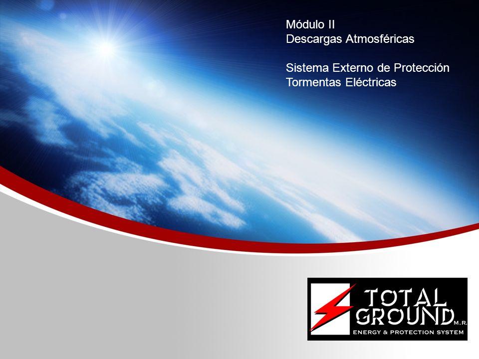 Módulo II Descargas Atmosféricas Sistema Externo de Protección Tormentas Eléctricas