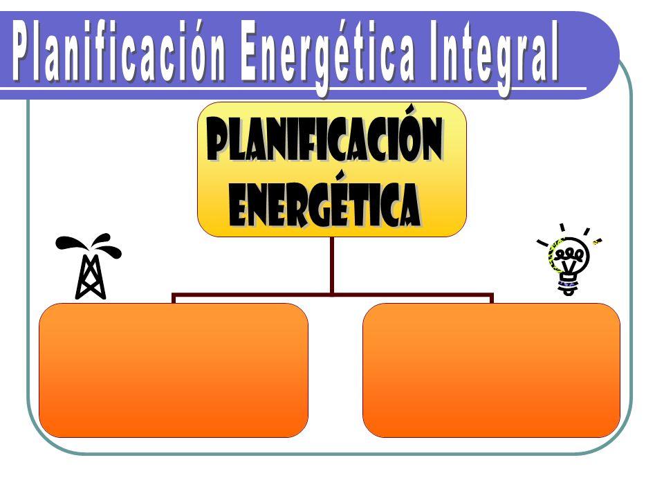 Escenarios Energéticos (Combinaciones alternativas de suministro de energía para satisfacer demanda) Proyección Demanda Energía 71.739 Kbep Escenario de Referencia Mayor Producción y Consumo de GN Diversificación Suministro de Energía Mayor Exportación de Gas y Petróleo Tendencia Histórica Cobertura de gas sector residencial de 4% a 20% Gas/Hidroelectricidad /Biomasa/No Convencional 1 2 3 4 Tomando en cuenta políticas del Gobierno, dotación de recursos y consideraciones de sostenibilidad