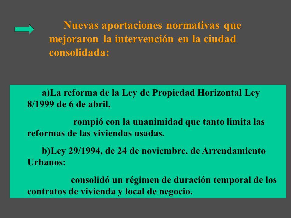 3.-Se avanza en el tratamiento de la ciudad consolidada: a) Necesidad de ampliar la perspectiva en el tratamiento de los Cascos: Además de coordinar I