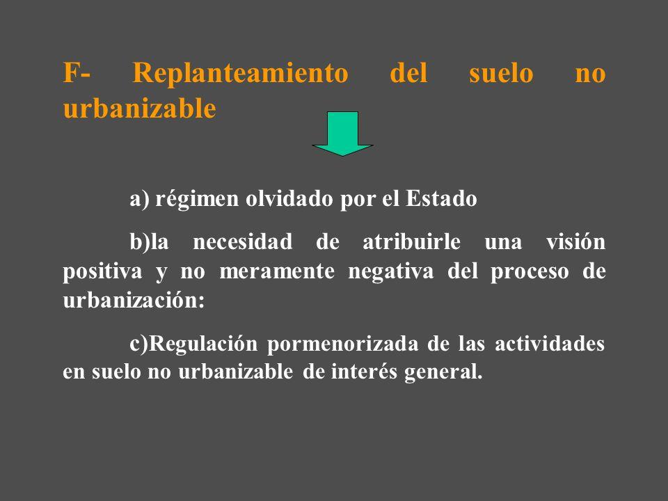 5.- Primera propuesta de coordinación entre Política de vivienda y urbanismo: las reservas para viviendas de protección en el planeamiento Aportación