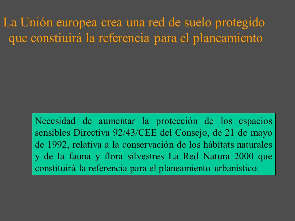 b) Actuaciones de interés comunitario: Antecedente de los actuales Proyectos de interés regional Las actuaciones productivas y terciarias, en suelo no