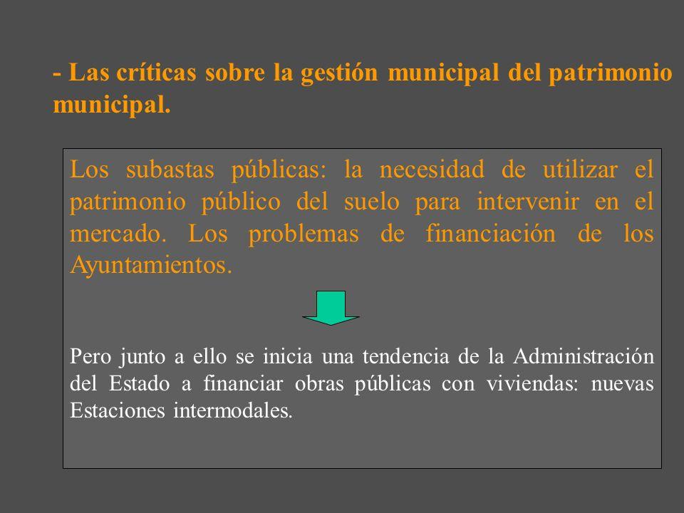 -¿Se plantea en la doctrina no será un problema que excede del urbanismo? Fernando Roch Crítica: