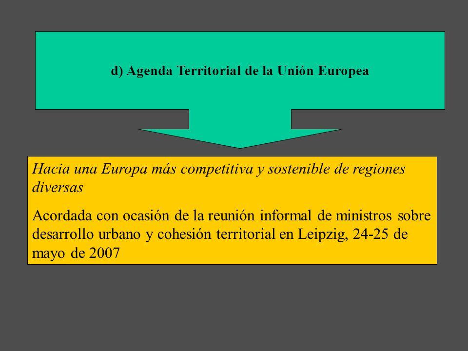 c) Declaración final de los ministros responsables de desarrollo urbano. [con motivo de la Reunión Informal de Ministros de Desarrollo Urbano de la UE