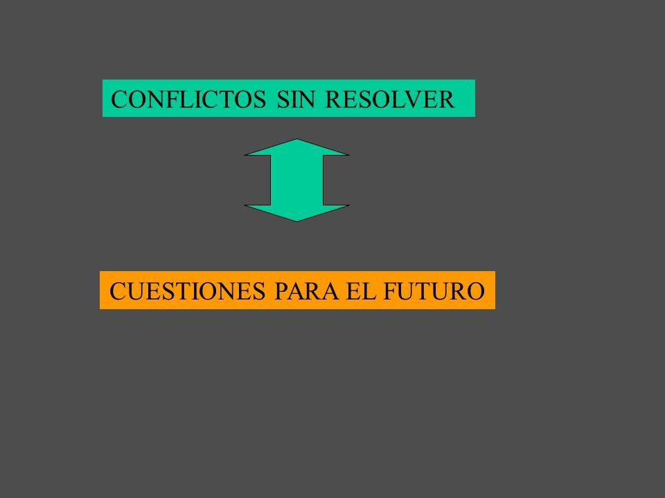 La evolución pone de manifiesto la desconfianza hacia el promotor, hacia la Administración y hacia el propietario Lejos de las nuevas formas de gobern