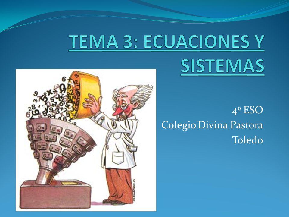 4º ESO Colegio Divina Pastora Toledo