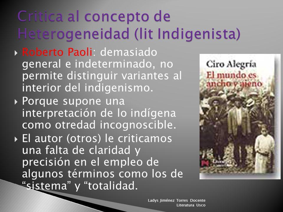 su interés en tres núcleos problemáticos: los del discurso: opera en tiempos variados: es el caso del mito prehispánico, evangelización colonial y de