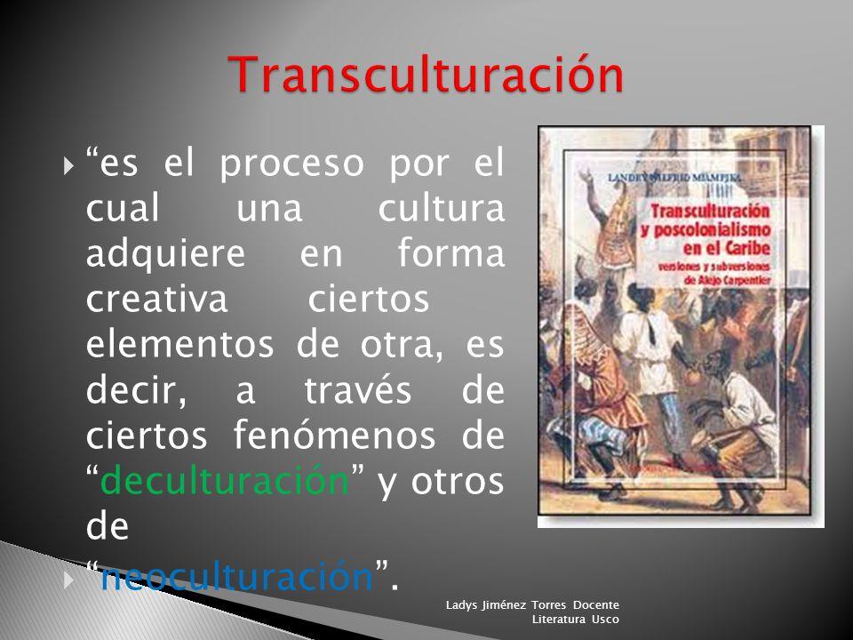 Es el proceso por el cual una cultura dominada recibe pasivamente ciertos elementos de otra, por lo que en ella misma se presenta una ciertadeculturac
