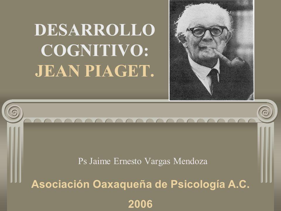 Introducción.Jean Piaget es el principal exponente del enfoque del desarrollo cognitivo.