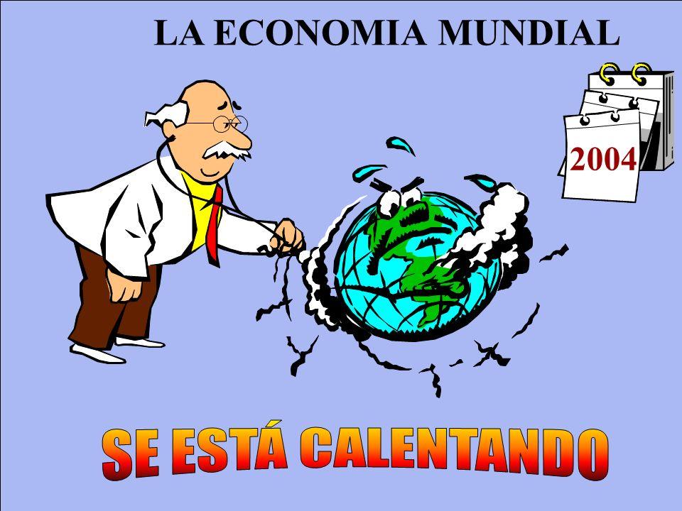 LA ECONOMIA MUNDIAL 2004