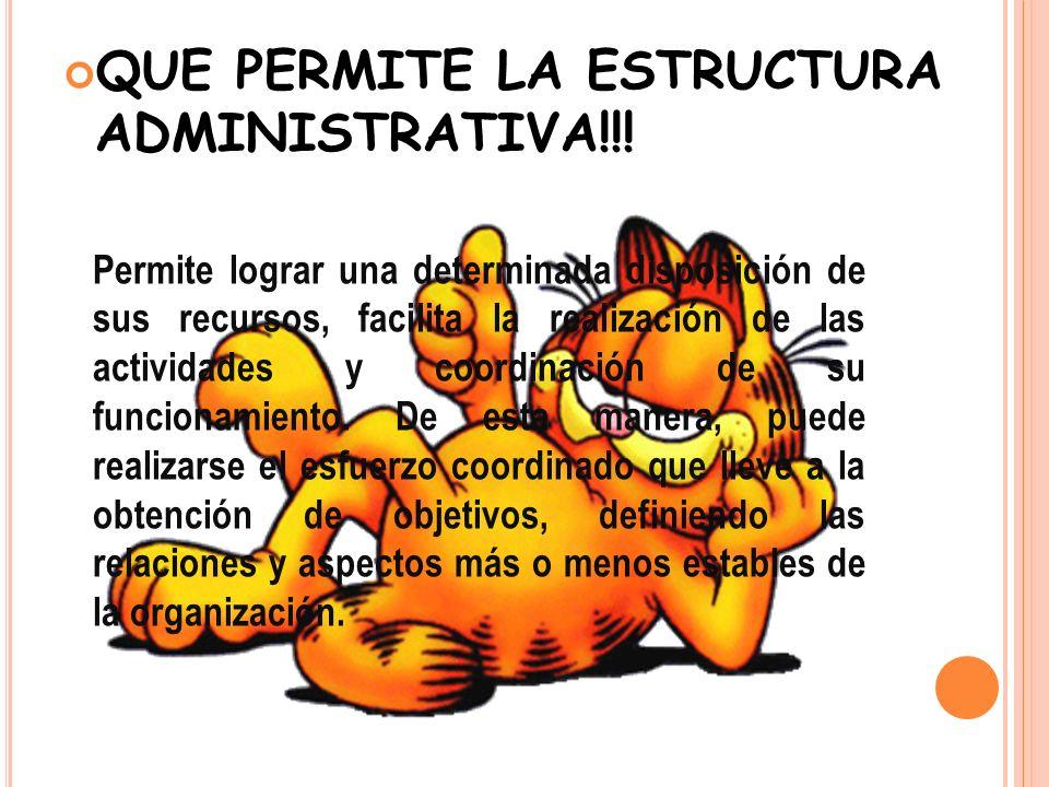 L O FORMAL Y LO INFORMAL EN LA ESTRUCTURA ORGANIZACIONAL !!.