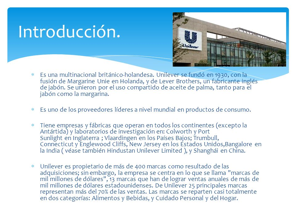 http://www.info- transportes.com.mx//index.php?searchword=unilever &option=com_search&Itemid= http://www.info- transportes.com.mx//index.php?searchword=unilever &option=com_search&Itemid= http://www.unilever.com/innovation/collaborating- with-unilever/ http://www.unilever.com/innovation/collaborating- with-unilever/ http://www.eleconomista.es/empresa/UNILEVER-CVA Hill, Charles W.L.
