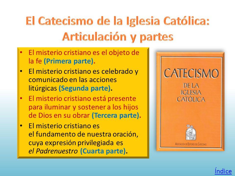 «Lo reconozco como un instrumento válido y autorizado al servicio de la comunión eclesial y como norma segura para la enseñanza de la fe» Juan Pablo II, Depositum fidei, nº 4.